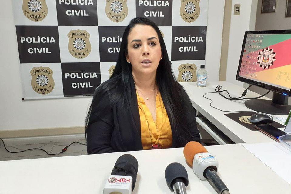 """""""Estamos perto"""", diz delegada sobre possibilidade de encontrar corpo de jovem Paula Portes de Soledade"""