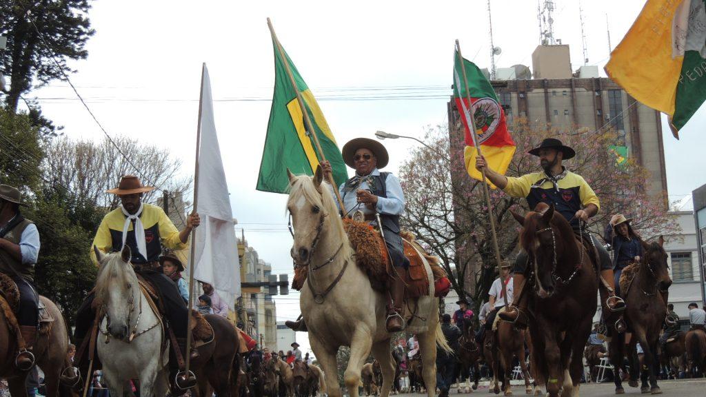 Cancelado oficialmente o Desfile Farroupilha em Carazinho