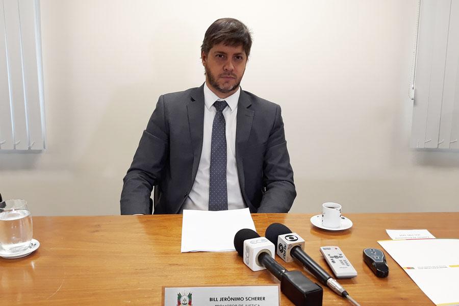 MP considera que prisão do acusado de crime sexual em Mormaço é fundamental