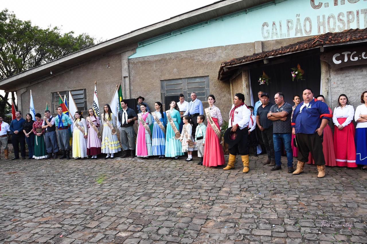 Semana Farroupilha do CTG Galpão Hospitaleiro de Campos Borges tem programações diferenciadas em função da pandemia