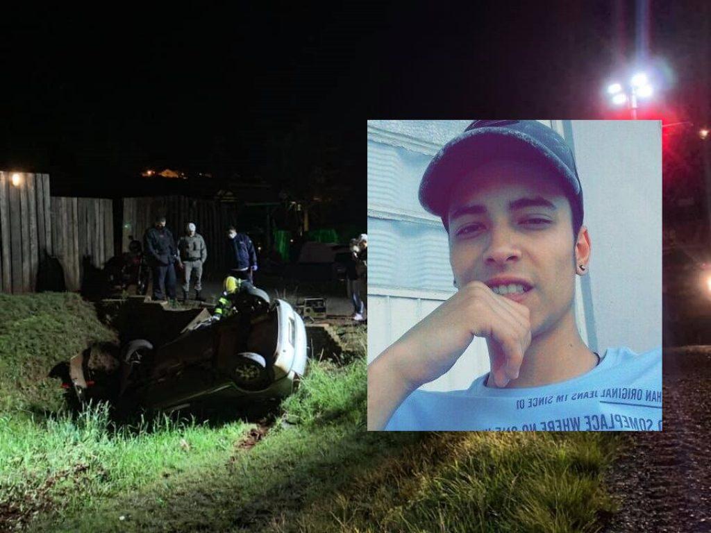 Acidente na RS 142 em Não-Me-Toque mata jovem de 20 anos