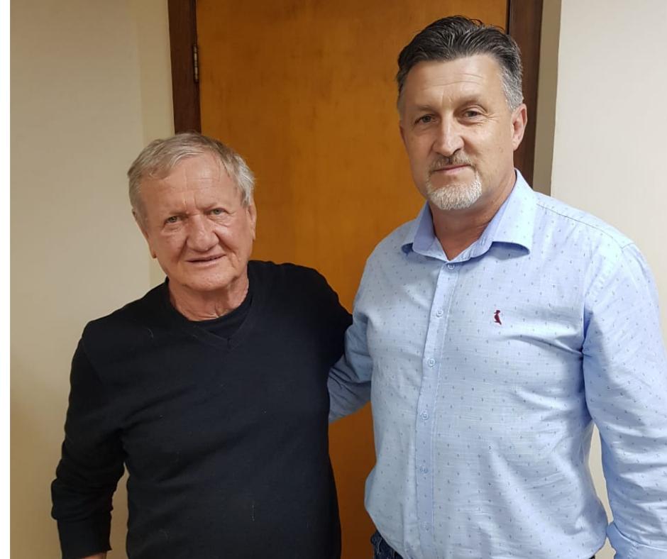 MDB de Tapera confirma prefeito Volmar Kuhn e Prego Henrich do PP será vice