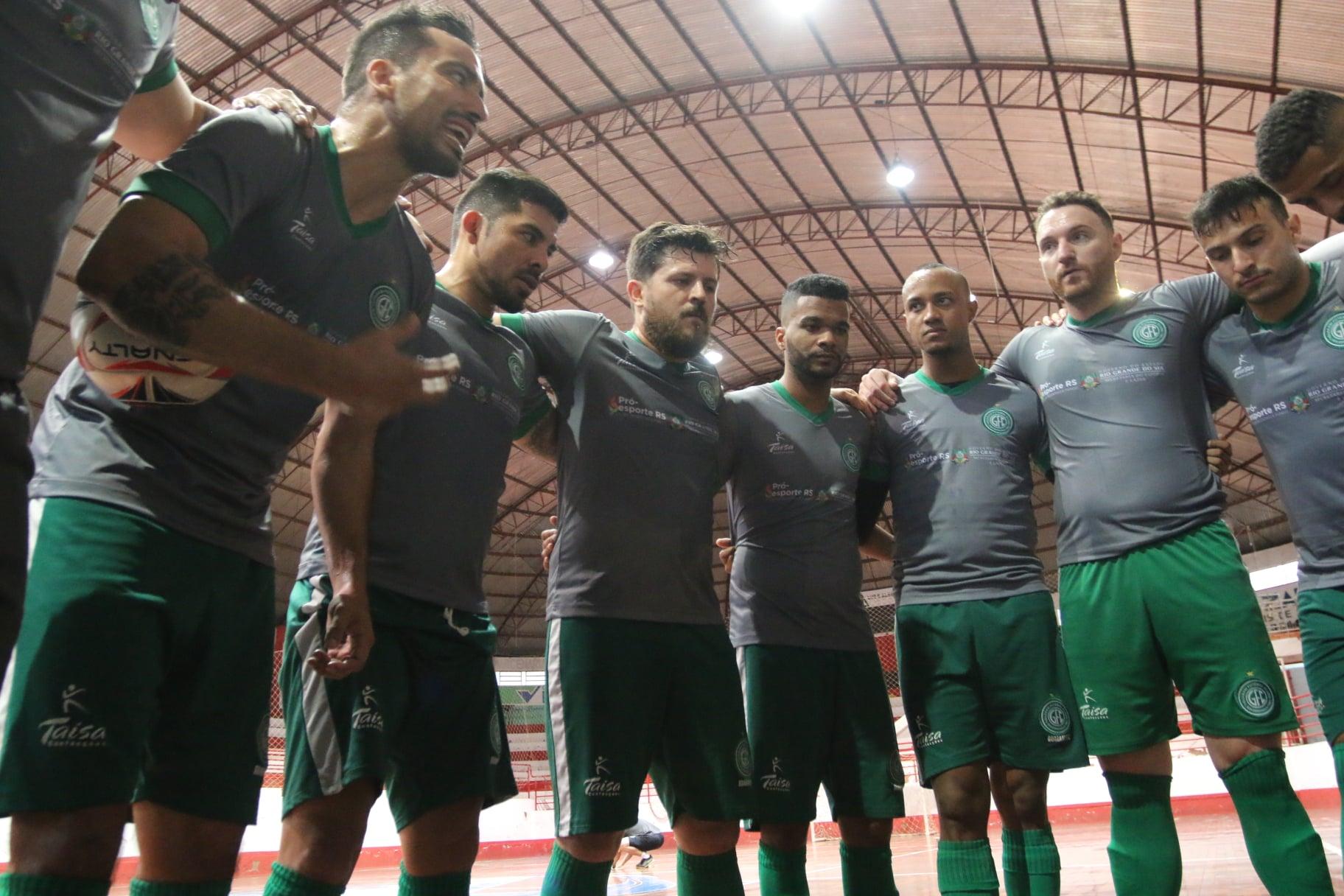 Guarani de Frederico Westphalen recebe o Passo Fundo na abertura da Liga Gaúcha de Futsal