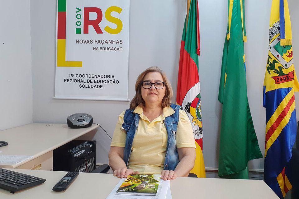Confirmado retorno gradativo das aulas presenciais nas escolas da 25ª CRE de Soledade