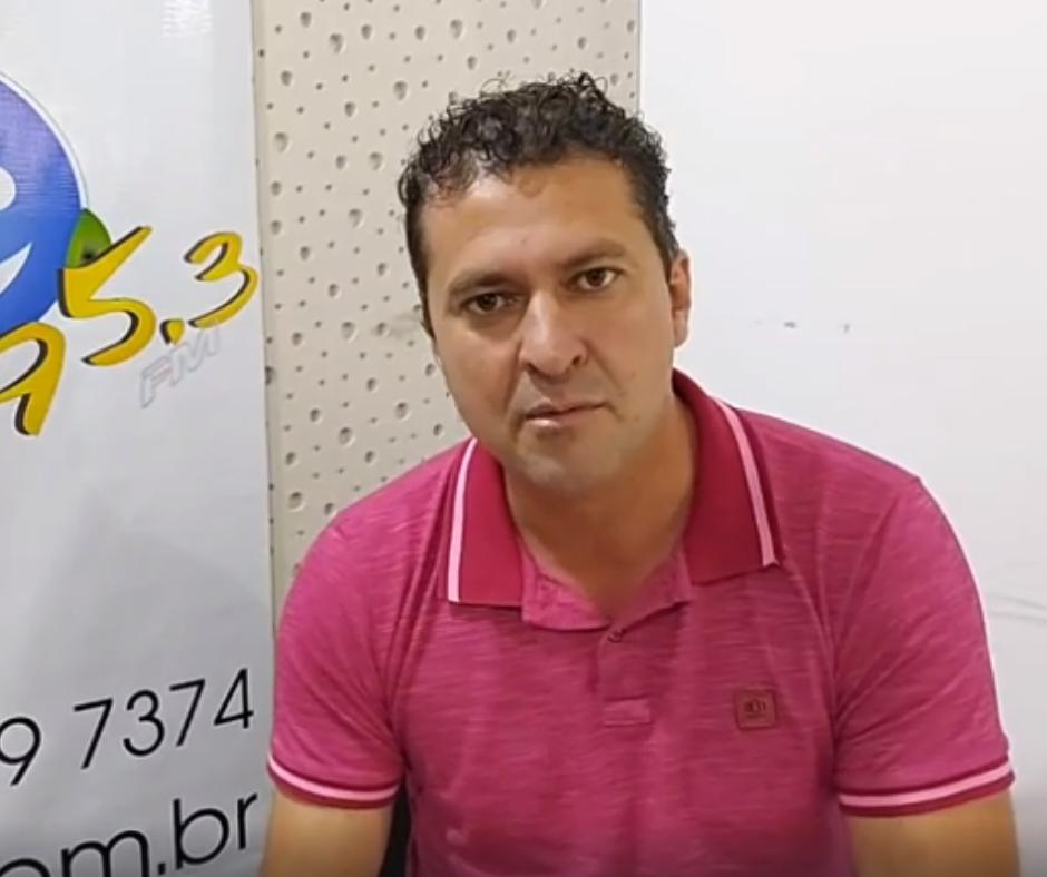 Reeleito com 71% dos votos, Gilso Paz, do PDT, reafirma compromisso com a comunidade de Tio Hugo