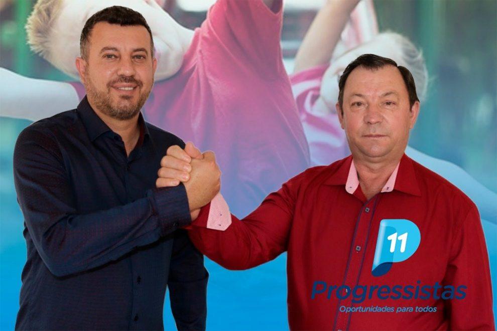Rodrigo Trindade é reeleito prefeito no município de Mormaço