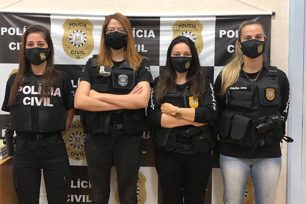 Polícia Civil realiza Operação Mirabal em Soledade