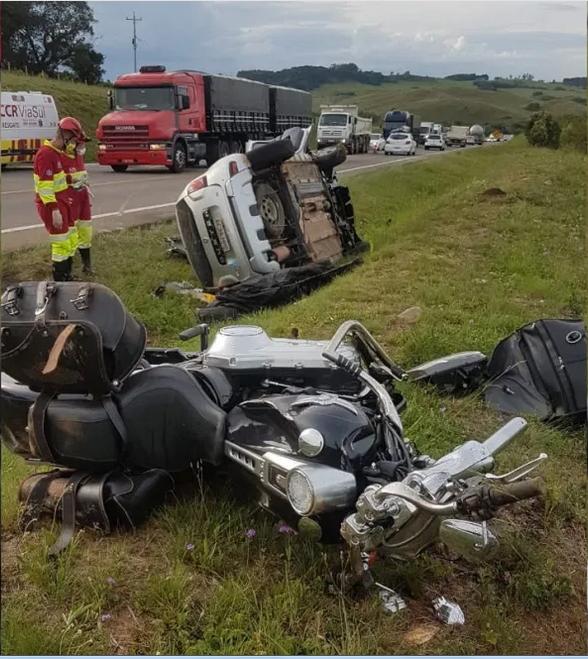 Condutora embriagada causa acidente com morte em Soledade