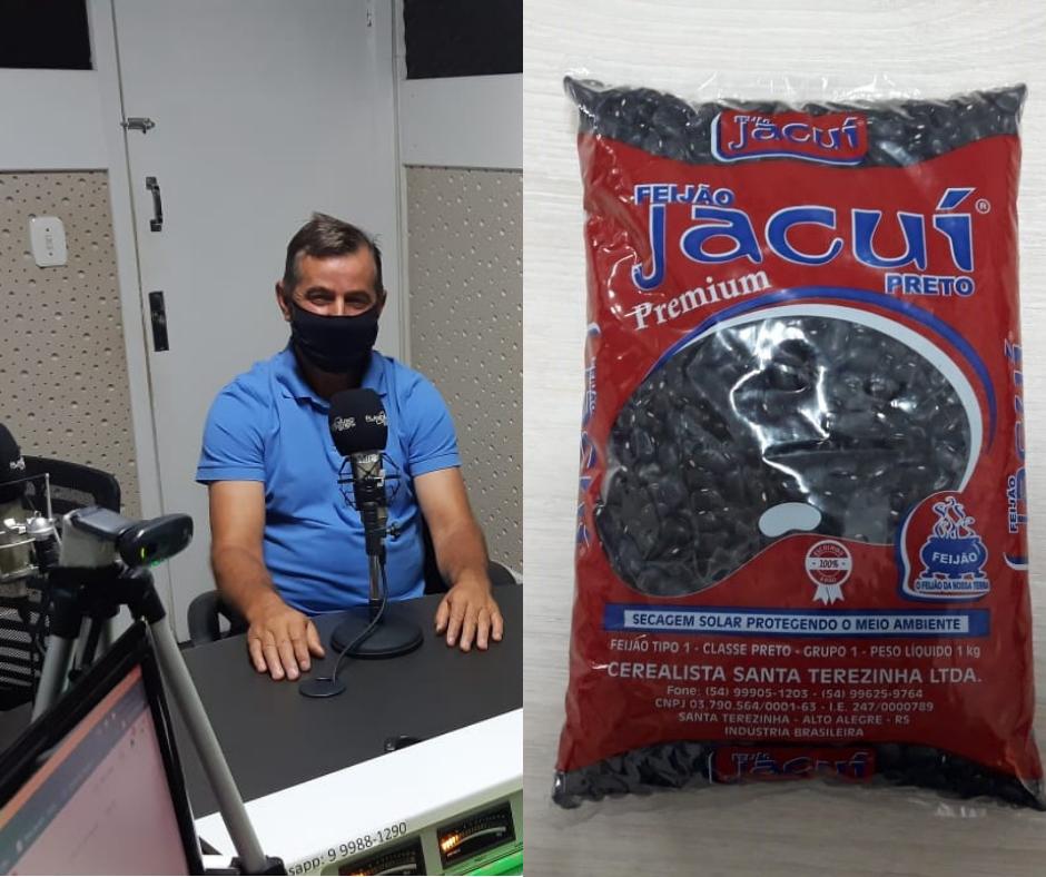 Feijão Jacuí: destaque na região na qualidade e por sempre buscar novas tecnologias