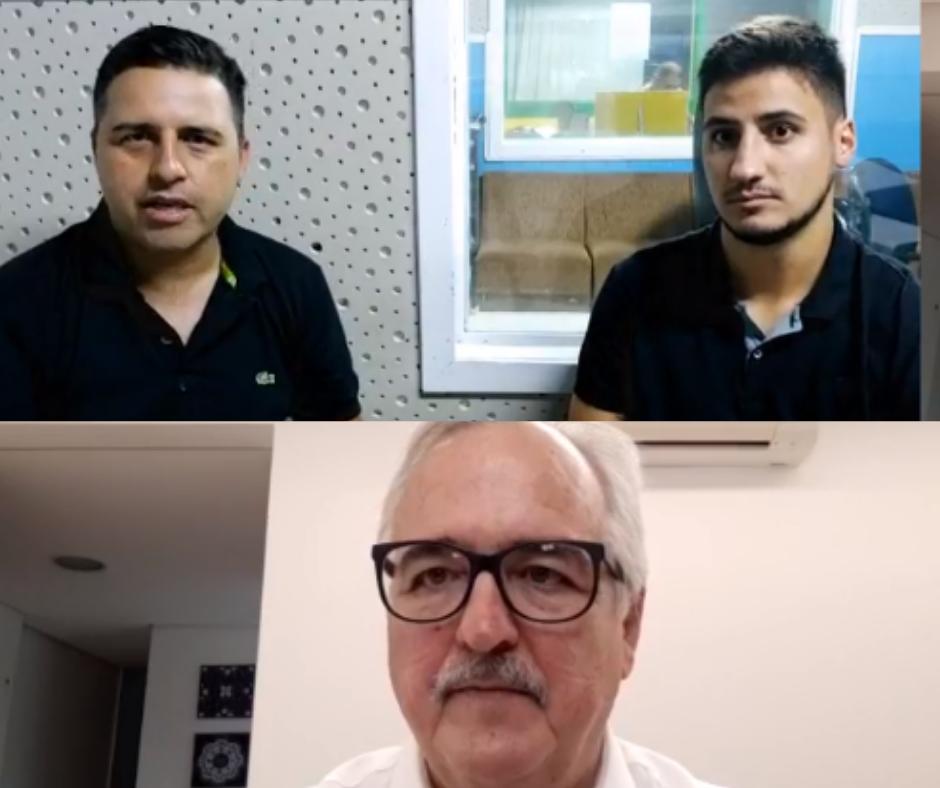 Pedro Westphalen se diz preocupado com a vacinação do brasileiro contra a covid-19 e a imunização em geral