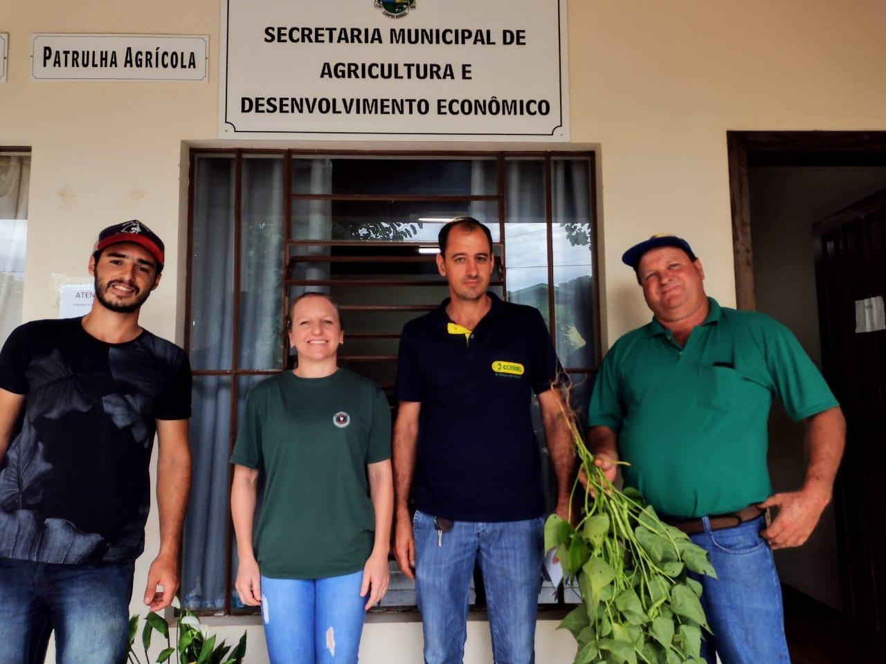 Adelar Maier avalia primeiro mês nos cargos de Secretário da Agricultura e Desenvolvimento Econômico de Campos Borges