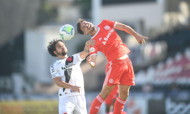 Vasco aciona STJD e pede anulação de partida contra o Internacional