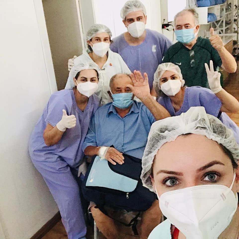 Hospital Notre Dame São Sebastião atendeu pacientes oriundos de 39 municípios gaúchos