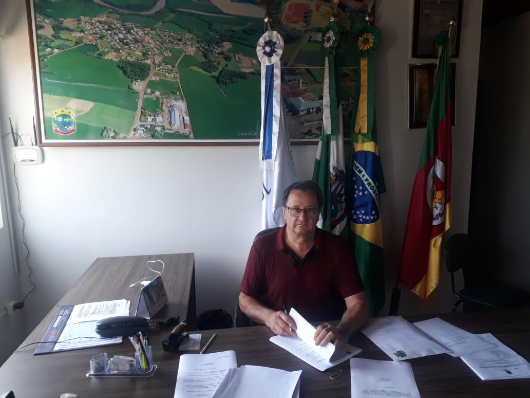Alto Alegre, Campos Borges e Espumoso voltam a discutir área correspondente às divisas dos municípios