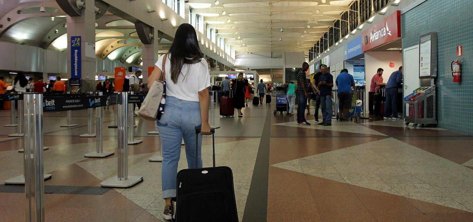 Argentina suspende todos os voos do Brasil a partir de sábado