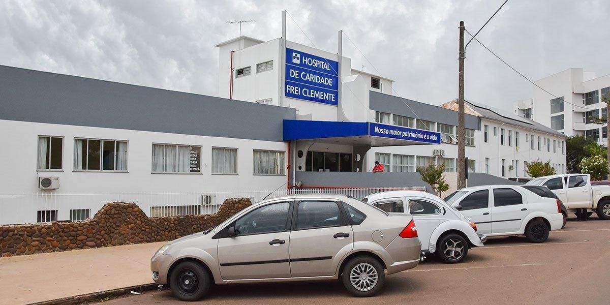 Pacientes aguardam vaga para leitos de UTI em Soledade
