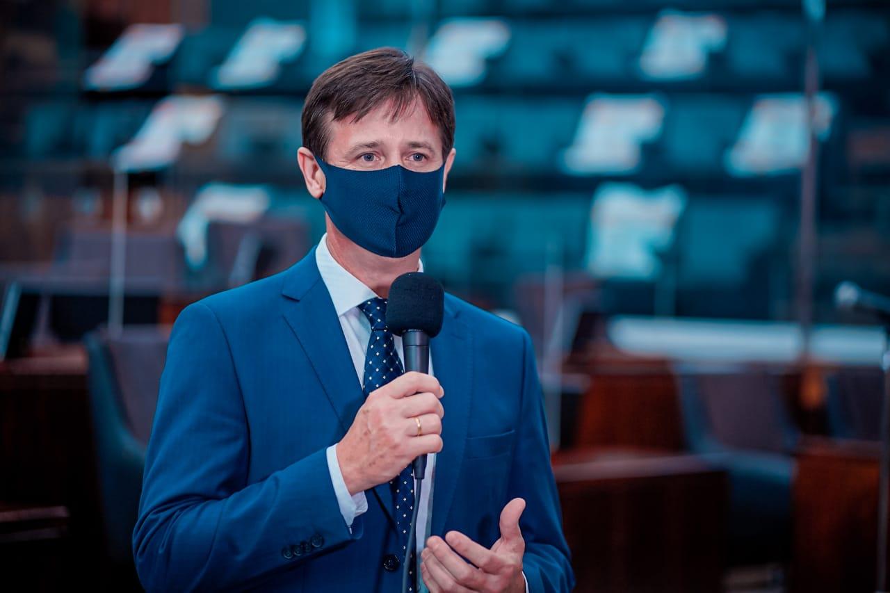 Clair Kuhn é empossado deputado estadual
