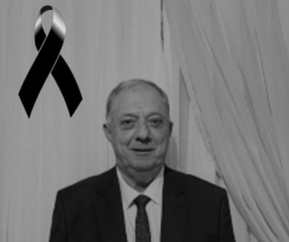 Vice-prefeito de Lagoa Acildo Hartmann morre por complicações do Covid-19
