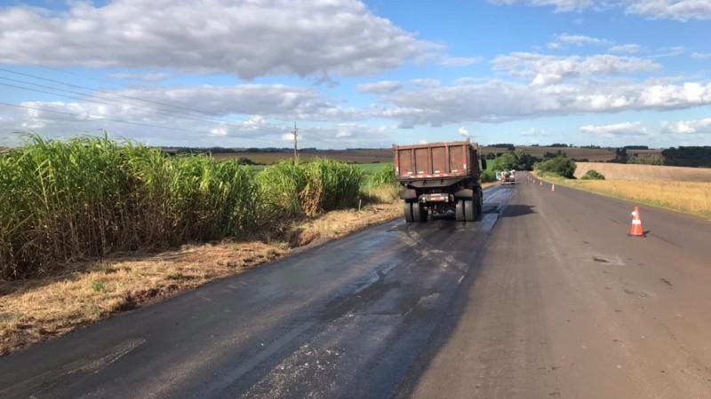 Rodovias do Planalto e Alto Jacuí recebem investimento de R$ 20 milhões