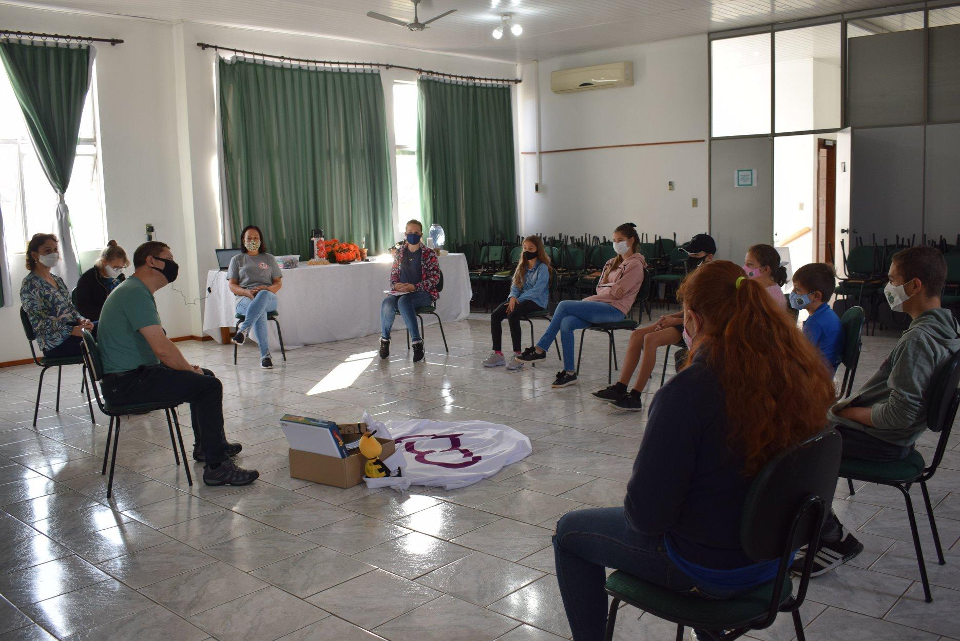 Cooperativa Escolar da EMEF Princesa Isabel de Alto Alegre está em processo de fundação