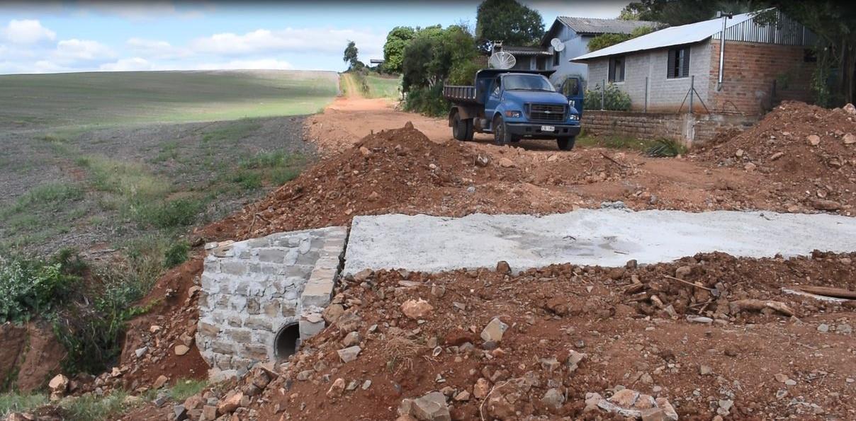 Rua Genuíno Morgan está quase pronta para receber o asfalto em Alto Alegre
