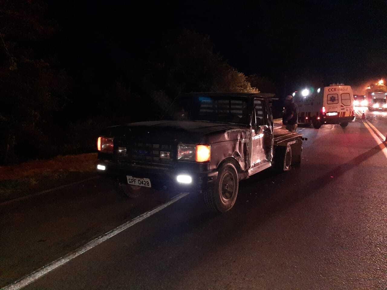 Acidente de trânsito na BR-386 em Soledade tem envolvimento de 5 veículos