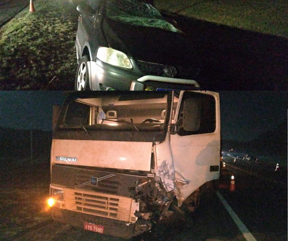 Homem morre em acidente na BR 386 em Soledade