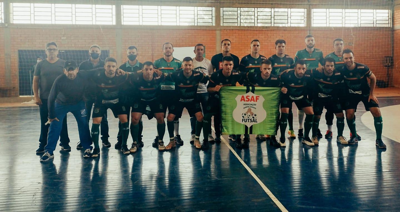 ASAF de Campos Borges começa neste domingo a decidir a 1° Copa Sul Riograndense de Futsal Masculino