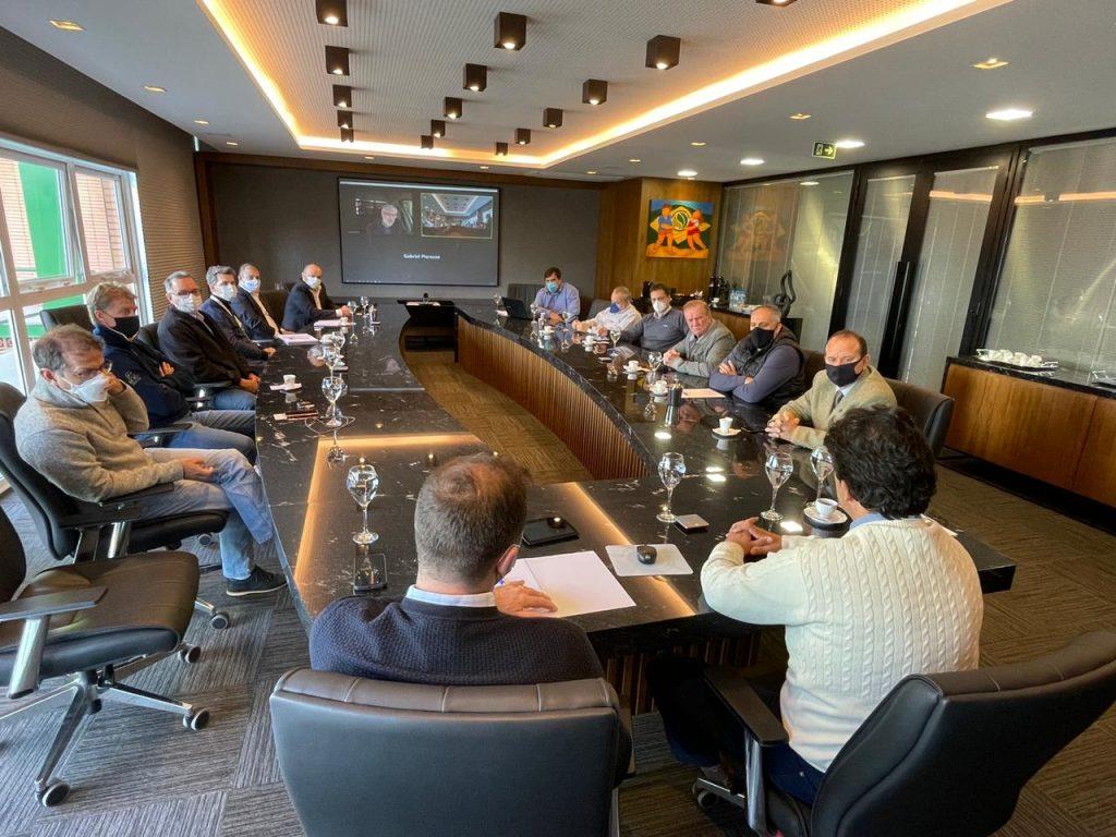 Empresários se unem pela criação do Parque Tecnológico do Agronegócio de Passo Fundo