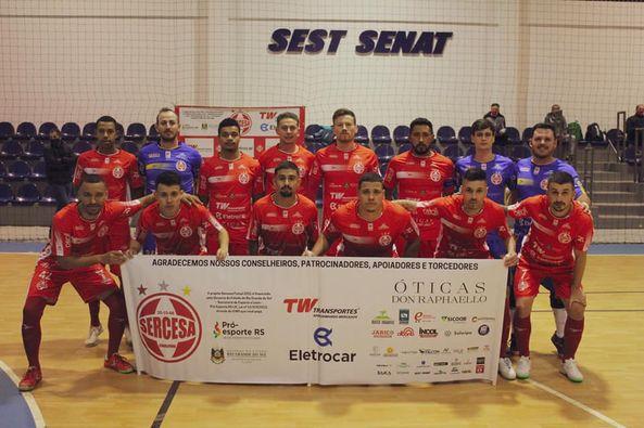 Taça Farroupilha Planalto: Sercesa vence em Carazinho a Sase de Selbach