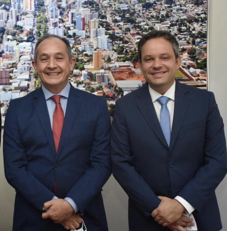 Passo Fundo: Prefeito Pedro Almeida e ex-prefeito Luciano Azevedo pedem desfiliação do PSB