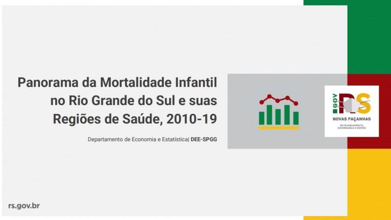 Região Botucaraí é a segunda em redução da mortalidade infantil  entre 2010 e 2019