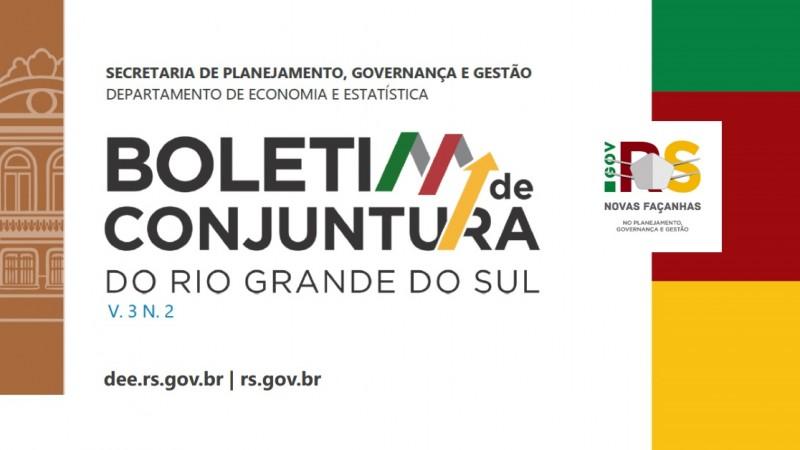 Boletim de Conjuntura destaca supersafra de soja e vacinação como vitais para recuperação da economia gaúcha