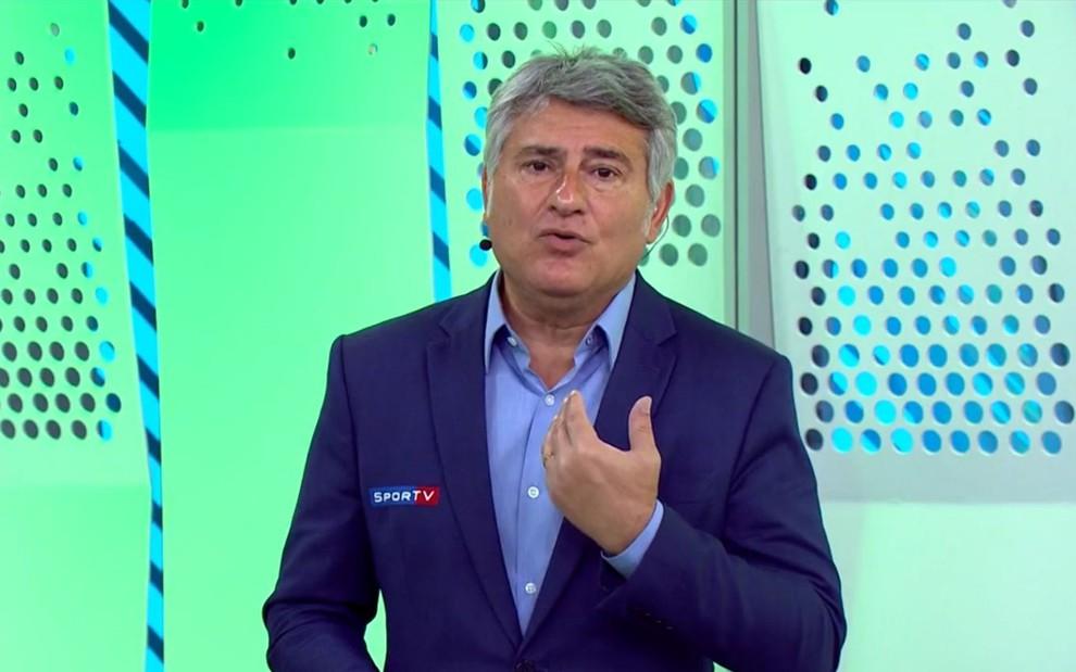 Sem Faustão, Globo aumenta tempo de pós-jogo do futebol para segurar ibope