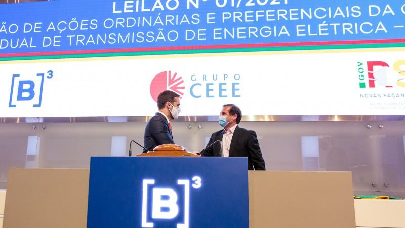 CPFL Energia vence o leilão de privatização da CEEE-T