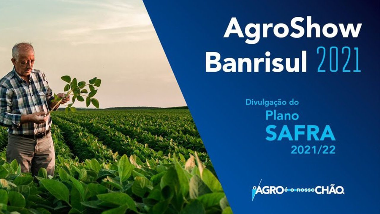 Banrisul tem Plano Safra 2021/2022 com R$ 5,2 bilhões