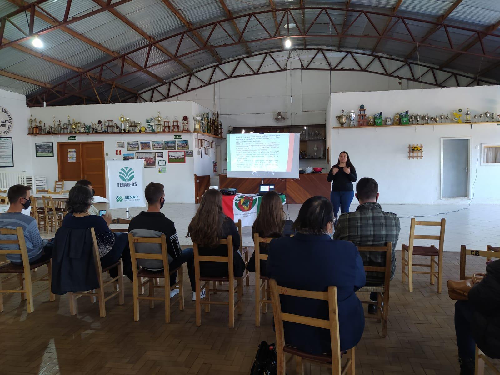 Sindicato dos Trabalhadores Rurais de Alto Alegre realizou Encontro de Jovens