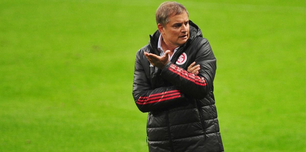 Aguirre diz já ter a espinha dorsal do Inter