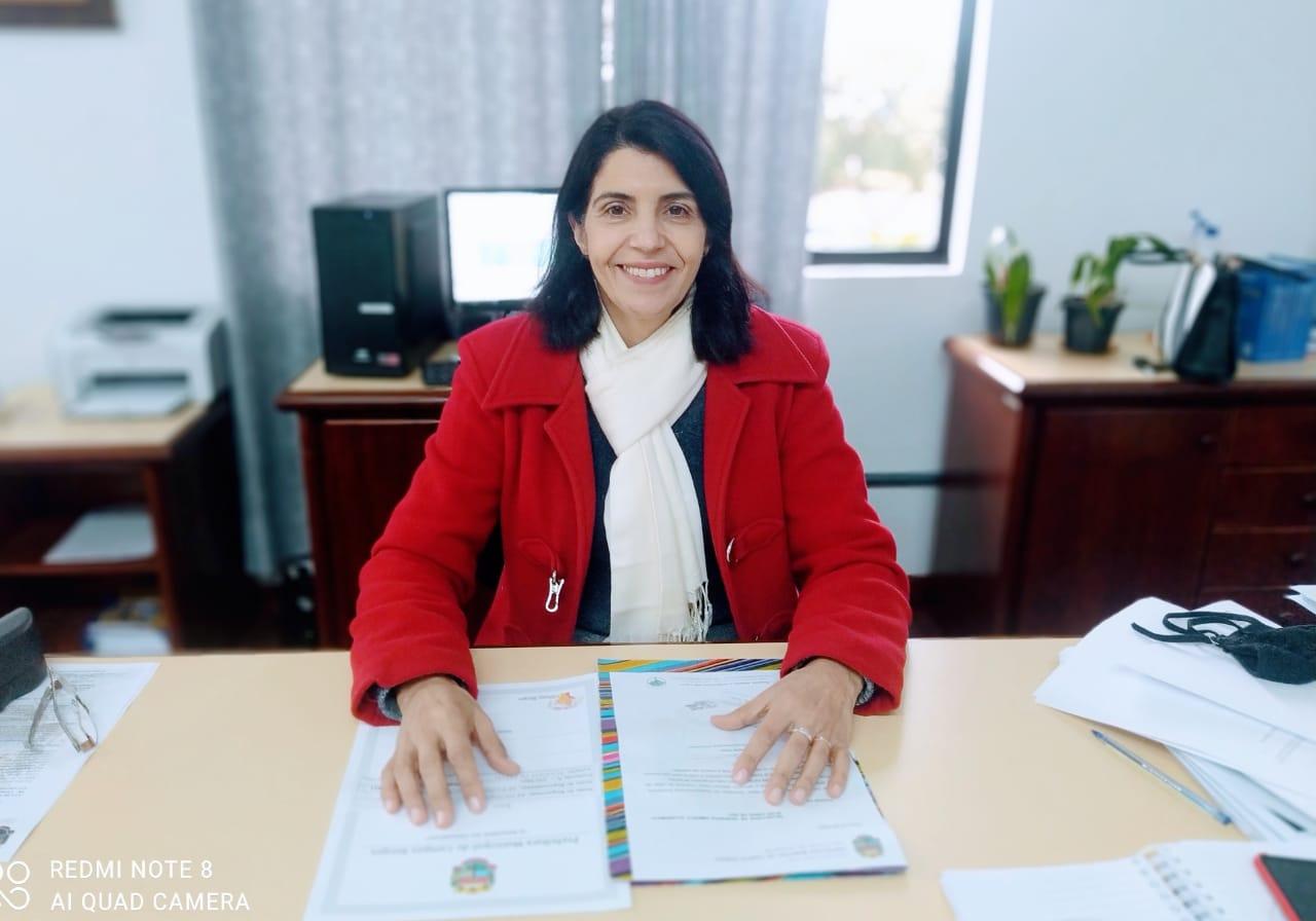 Prefeita avalia o primeiro semestre frente ao executivo de Campos Borges