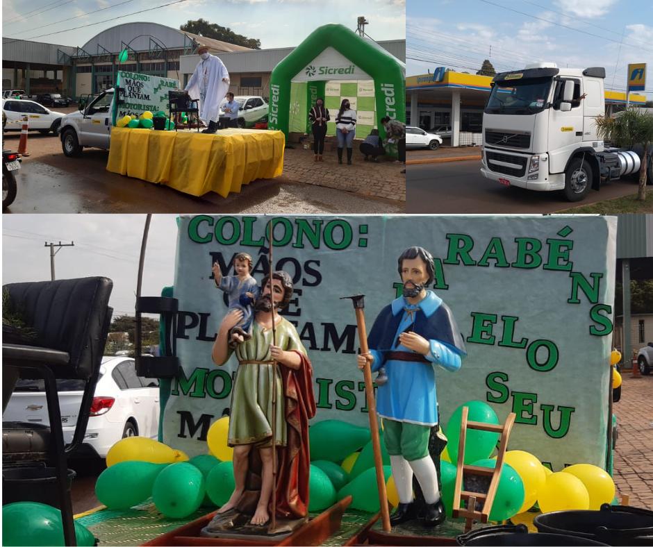 Celebração do Agricultor e do Motorista aconteceu em Espumoso