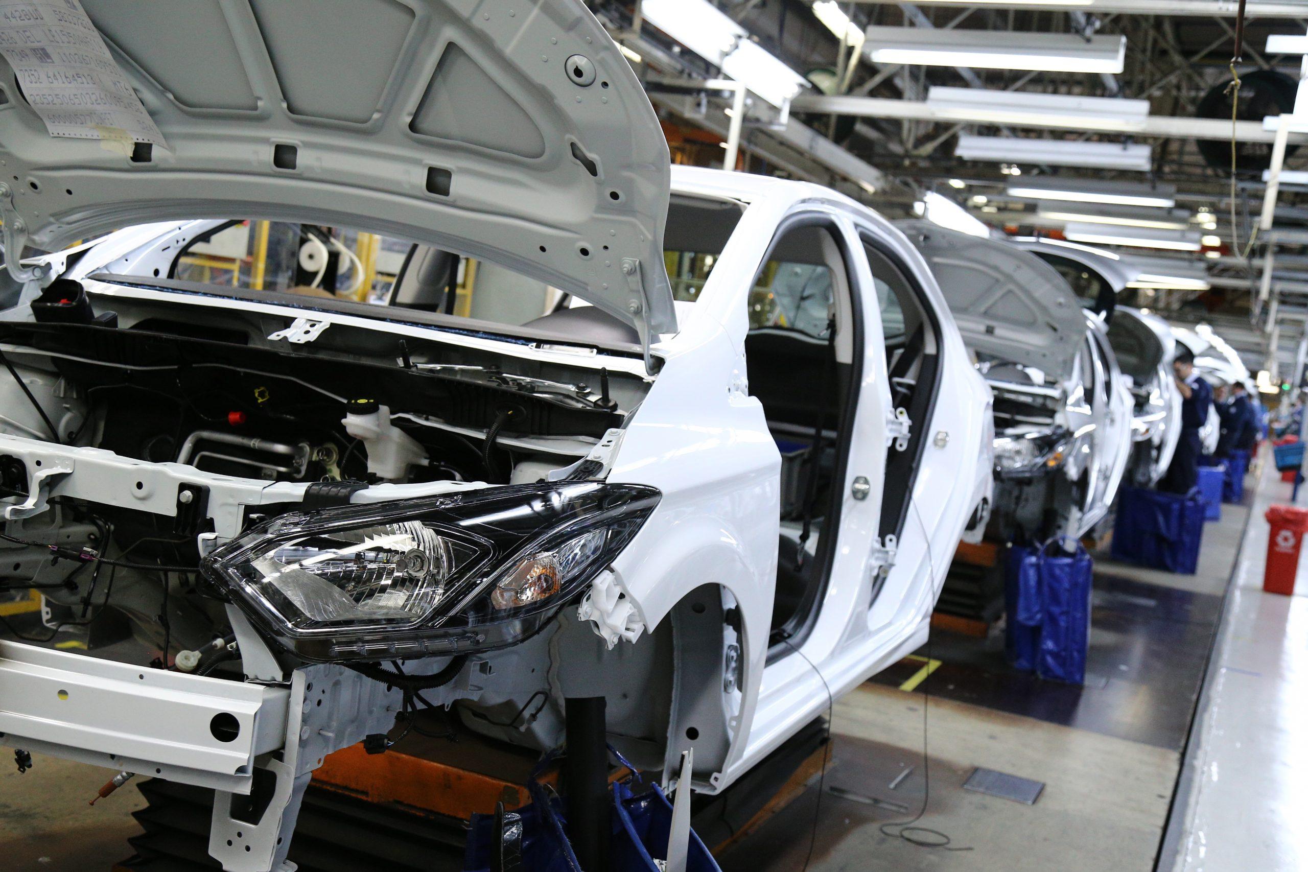 Indústria gaúcha termina primeiro semestre em alta