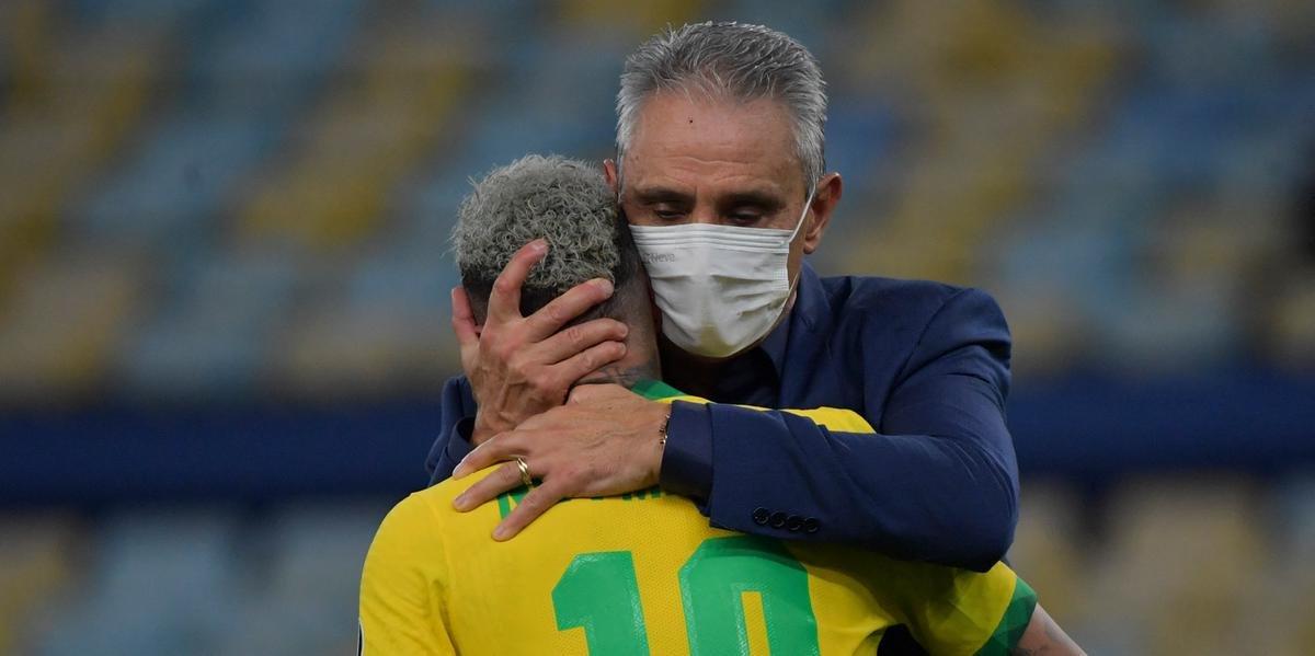 Tite reconhece méritos da Argentina, defende resiliência do Brasil e critica Conmebol