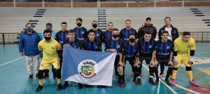 Tapera sofre derrota em jogo de estreia pela Taça TG de Futsal