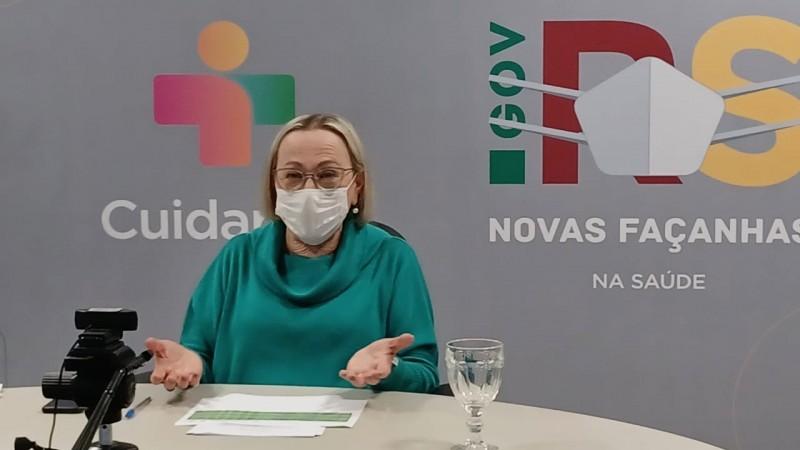 Em premiação do Governo, Carazinho é o 2° que mais vacina entre os municípios com até 100 mil habitantes no RS