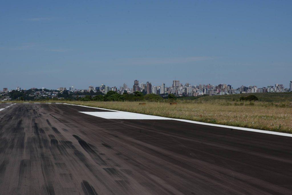Expectativa é que voos no Aeroporto de Passo Fundo retornem ao longo do mês de setembro