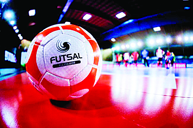 Iniciou a Copa Regional de Futsal