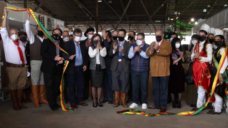 44ª Expointer é aberta oficialmente