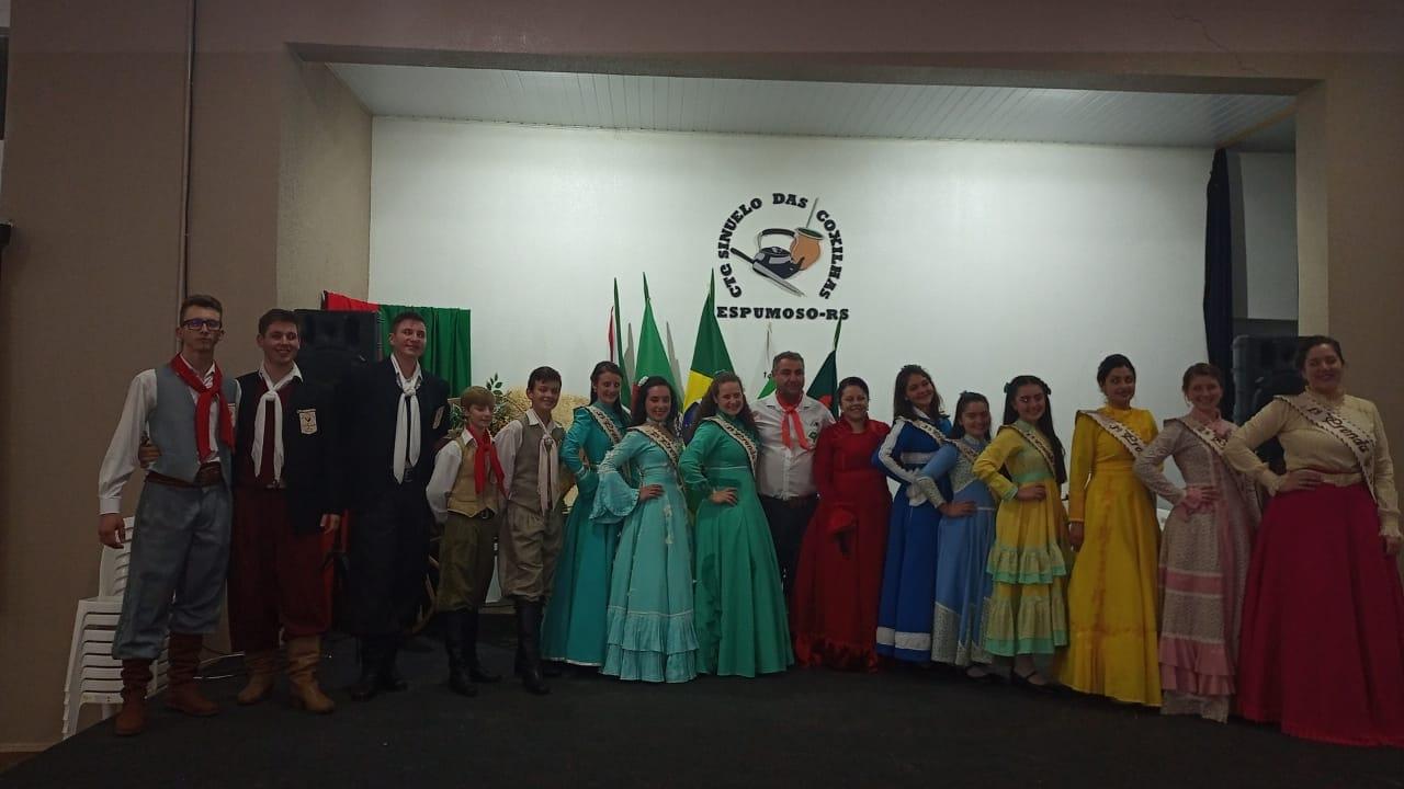 Espumoso sediou 51º Ciranda Cultural de Peões e 33º Entrevero Cultural de Peões Fase Regional da 14ª Região Tradicionalista