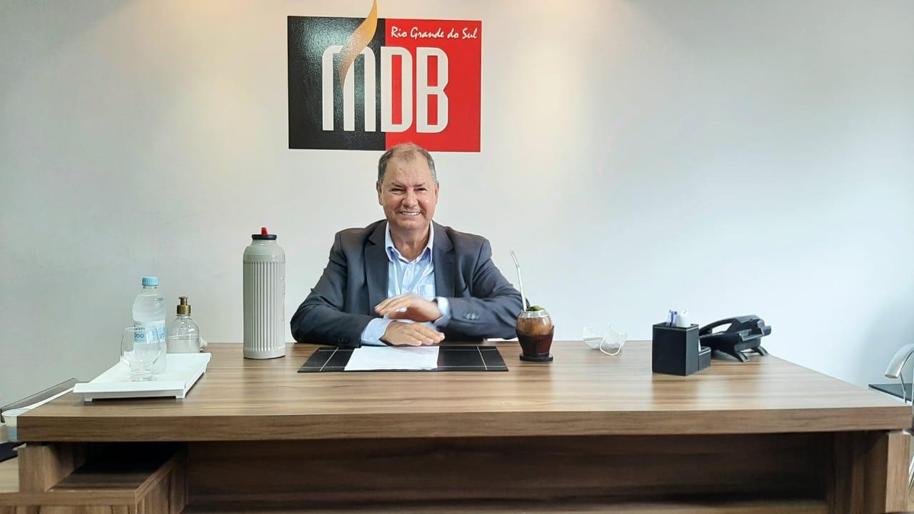 Alceu Moreira analisa movimentações do dia 07 e o futuro político do MDB no Estado