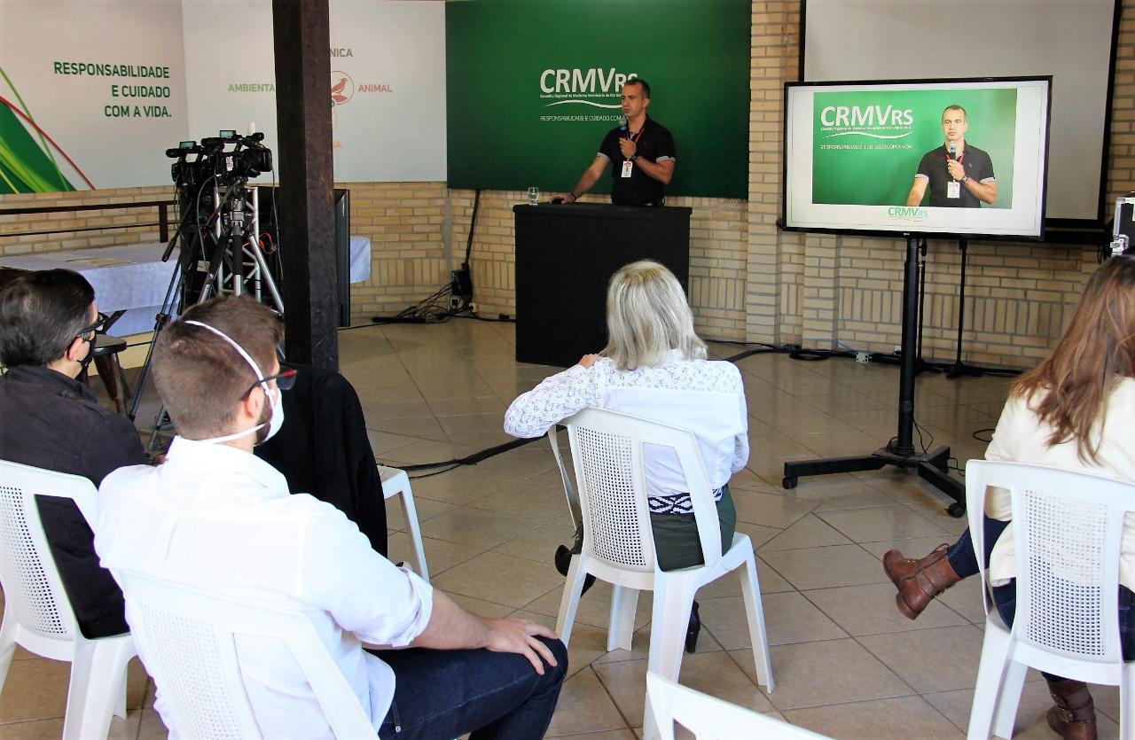 Ações dos Médicos Veterinários de Rua do Rio de Janeiro inspiram início do projeto no RS